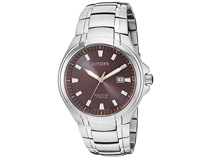 Citizen Watches  Paradigm BM7431-51X (Silver Tone) Watches