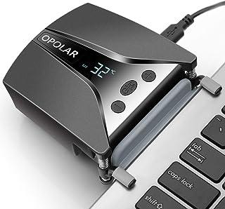 Enfriador Ventilador de Portátil OPOLAR LC06 dispone la