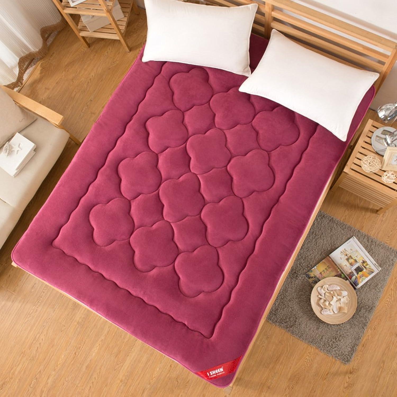 Student Dormitory Mattress Bed Mattress Thicker Mattress Tatami Mattress-C 90x200cm(35x79inch)