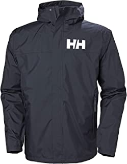 comprar comparacion Helly Hansen Active 2 Chaqueta Impermeable con Capucha, Hombre
