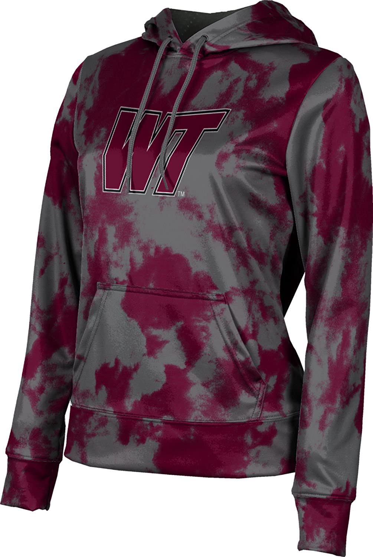 ProSphere West Texas A&M University Girls' Pullover Hoodie, School Spirit Sweatshirt (Grunge)