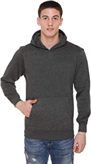 HARBORNBAY Men's Fleece Hooded Sweatshirt