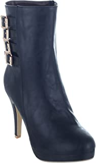 Shuz Touch Black Boot