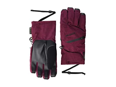 Burton WMS GORE-TEX(r) Under Glove (Port Royal Heather 1) Snowboard Gloves