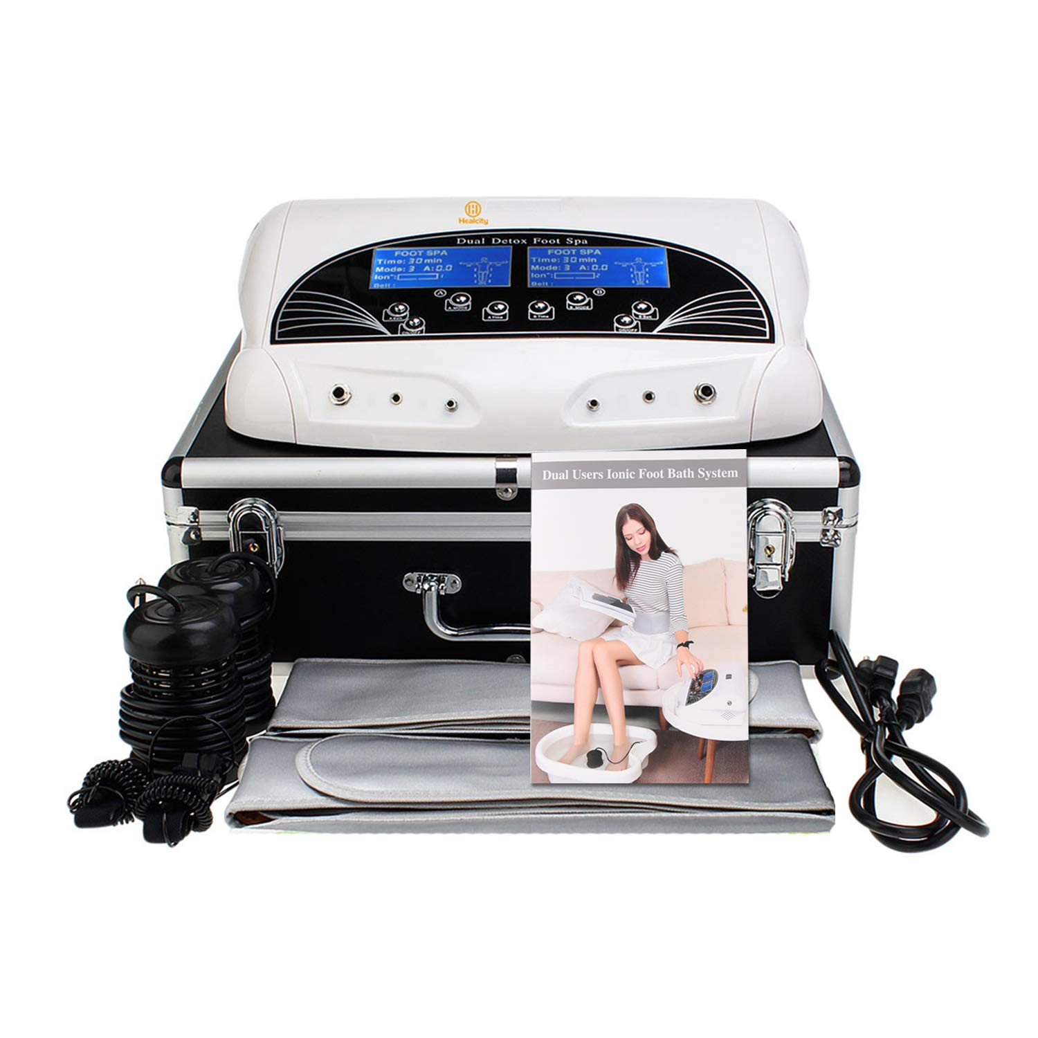 Healctiy Machine Cleanse System Colored