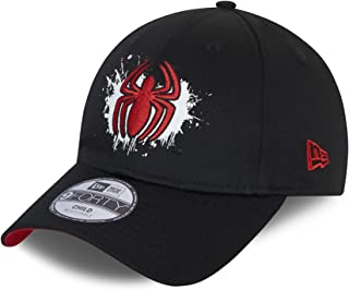 New Era Spiderman Character Splat 9Forty Kids Snapback Cap
