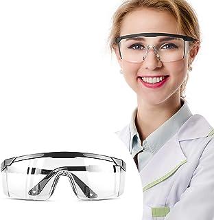 نظارات السلامة مضادة للضباب / مضادة للخدش / عدسات واقية من الأشعة فوق البنفسجية / نظارات مع دروع جانبية عمل / العيش للرجال...