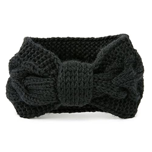 Knitted Ear Warmer Amazoncom