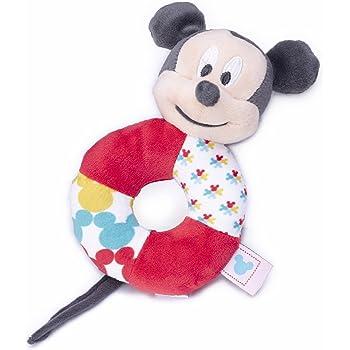Disney Mickey Mouse - Sonajero para bebés y niños pequeños: Amazon ...