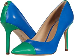 Masai Blue/Spring Emerald