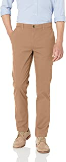 Amazon Essentials Men's Skinny-fit Casual Stretch Khaki Pant