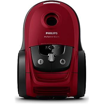 Philips FC8781/09 - Aspiradora (650 W, Aspiradora cilíndrica, Secar, Bolsa para el polvo, 4 L, Filtro EPA): Amazon.es: Hogar