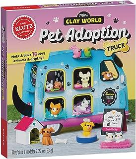 Klutz Mini Clay World Pet Adop