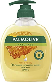 Palmolive Naturals Liquid Hand Wash Milk & Honey, 250 mL