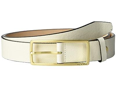 rag & bone Rebound Belt (Antique White) Women