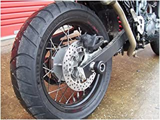 R&G Rear Axle Swingarm Protectors for Yamaha XT660R '08-'14, XT660X '08-'14 & XTZ660Z Tenere '08-'14