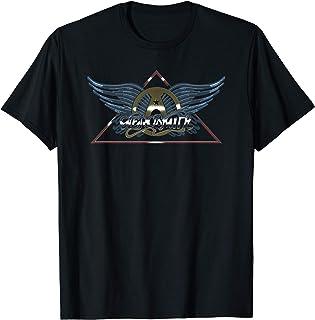 Aerosmith - Rock In A Hard Place T-Shirt