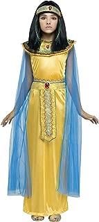 Egyptian Golden Cleopatra Child Costume