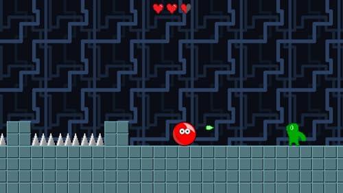 『Red Ball Attack!』の3枚目の画像