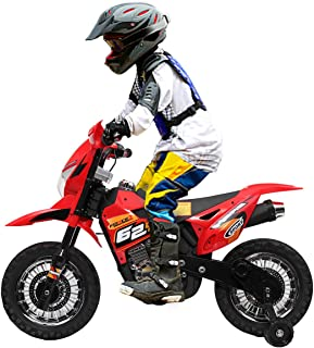 Electric Dirt Motorcycle