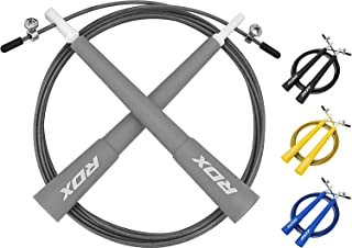 RDX Skipping Rope MMA Boxing Adjustable Jump Exercise Speed Lose Gym Weight Gymnastics Fitness Jumping Cable Metal Workout...