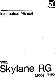 1982 Skylane Rg Model R182 (Information Manual)