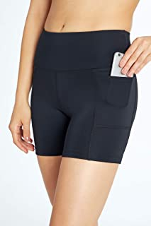 "Bally Total Fitness High Rise 5"" Pocket Short"