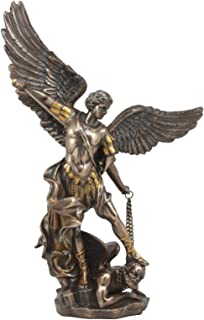 Best statue of st michael the archangel slaying satan Reviews