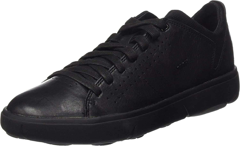 Low price Geox Under blast sales Men's Low-Top Sneaker Trainers