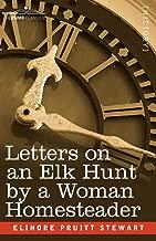 حروف على Elk احصل على يد النساء homesteader