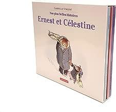 Ernest et Célestine : Nos plus belles histoires : Coffret en 3 volumes : Ernest et Célestine ont perdu Siméon ; Ernest et Célestine vont pique-niquer ; Ernest et Célestine au cirque