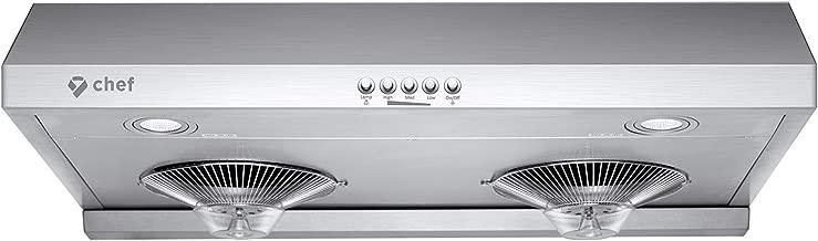 Hauslane | Chef Series Range Hood C100 30