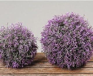 Boltze Kunstpflanzen /& 1 Stück blumen Pflanze im Glas sortiert 17 cm