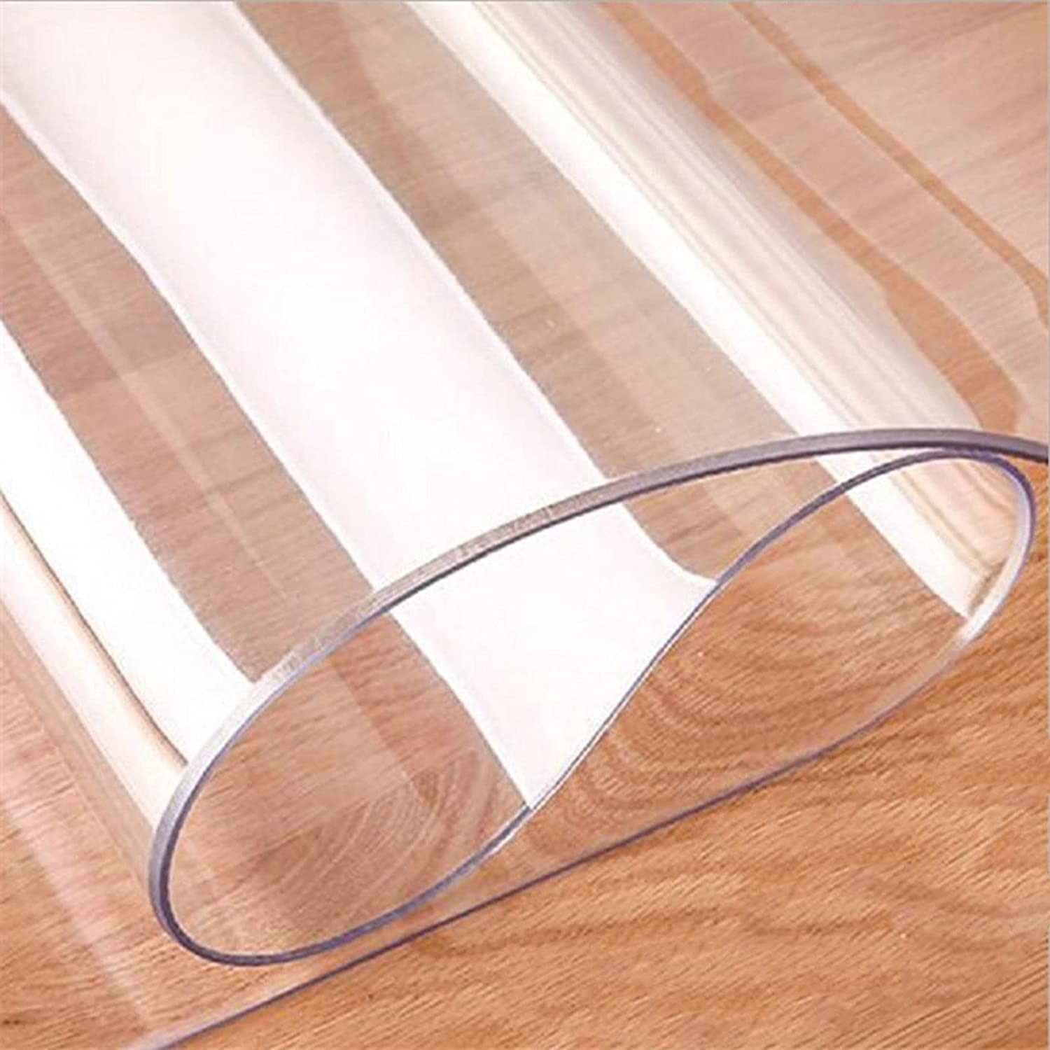 MAOYUAN Clear Challenge the lowest price of Japan Vinyl Rectangle Oi Inventory cleanup selling sale Waterproof Tablecloth Protector