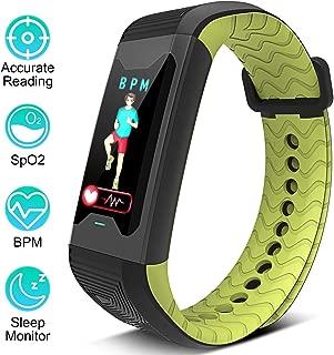 BOZLUN Fitness Tracker - Heart Rate Monitor, HRV Fitness...