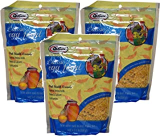 Quiko Classic Eggfood Supplement All Birds (Pack of 3)