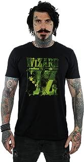 Wizard of Oz Men's Wicked Witch Logo T-Shirt