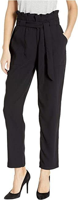 Tyson Satin Crepe Pants