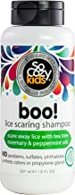 SoCozy Boo! Lice Scaring Shampoo Scares Away Lice… Naturally, 8 Fluid Ounce