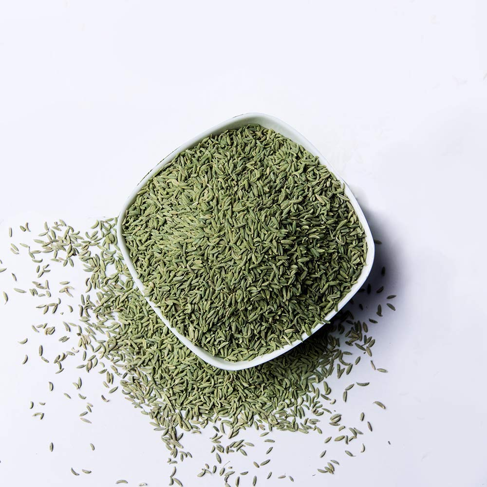 Will and Weaves NATURAL Max 51% OFF ORGANIC SAUNF 25 Elegant PATLI FENNEL SEEDS THIN