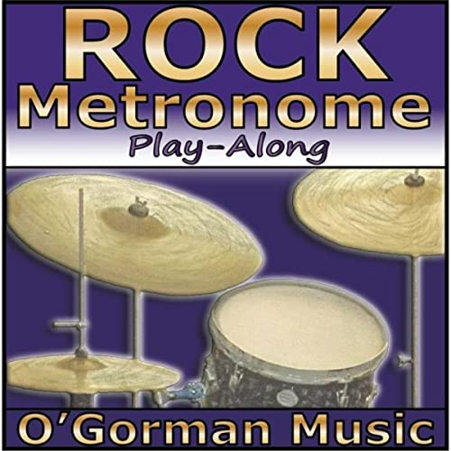 Rock Metronome (120 Bpm) [Backing Track] by O'Gorman Music on Amazon
