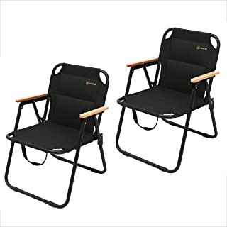 M.W.M 『Ready Chair 2』 折りたたみチェア 一人用 ファミリーキャンプ