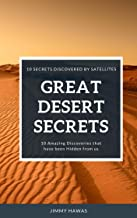 10 secrets discovered by satellites in the Great Desert (Sahara)