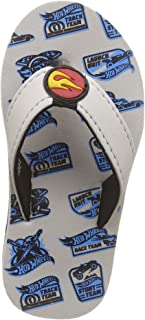 Hot Wheels Boy's Hwpbff1193 Flip-Flops