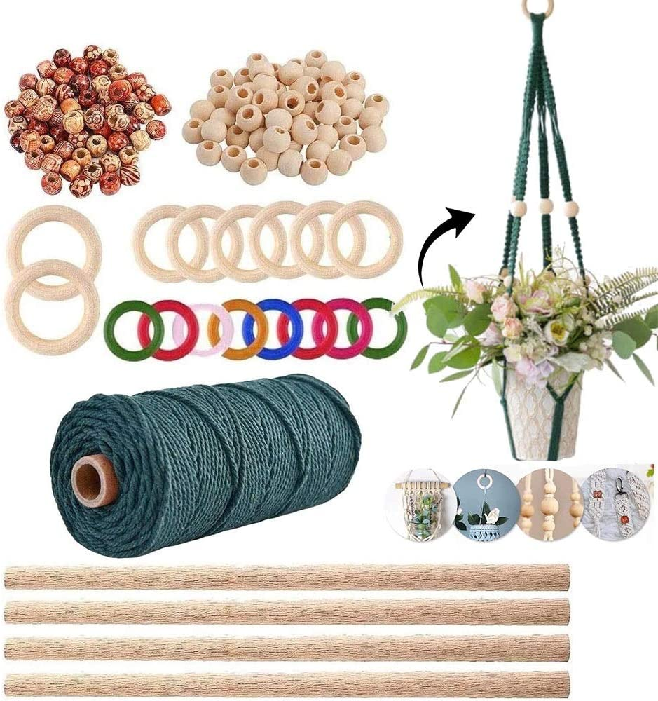 Macrame Plant Hanger In a popularity Kits Surprise price Beginners Crafts for