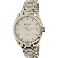 Tissot Couturier ladies watch Automatic with Diamomd Markers