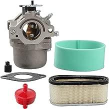 Mckin LMT 5-4993 Carburetor + 496894S 496894 Air Filter fits Briggs and Stratton 799728 498027 498231 499161
