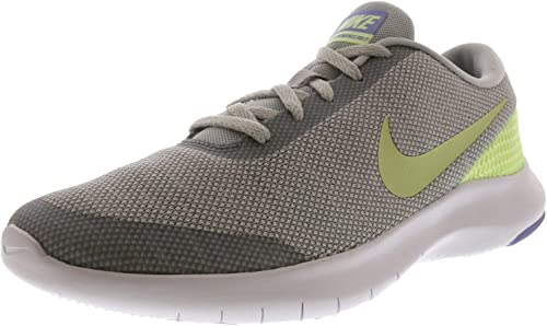NIKE femmes Flex Experience Rn 7 Fabric Hight Hight Top Lace Up, gris, Taille 8.5  rentable