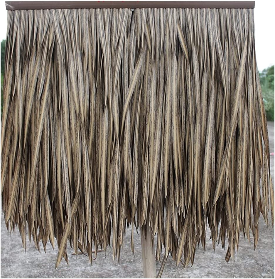 Artificial Thatch Palm Leaf Fresno Mall Simulation thatch PE Overseas parallel import regular item Tile