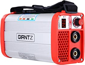 Giantz 280 Amp Inverter Welder DC MMA ARC IGBT Stick Portable Welding Machine